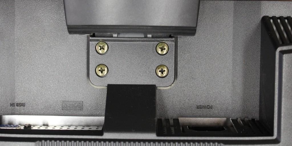 Ремонт монитора samsung 710n своими руками