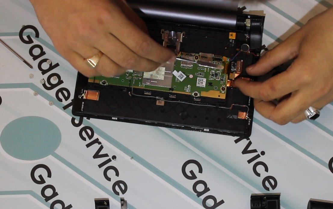 ремонт Lenovo Yoga Tab 3-850M